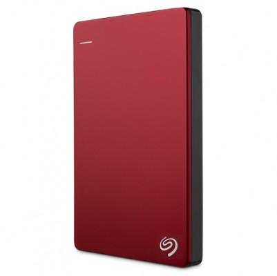 seagate backup slim_red