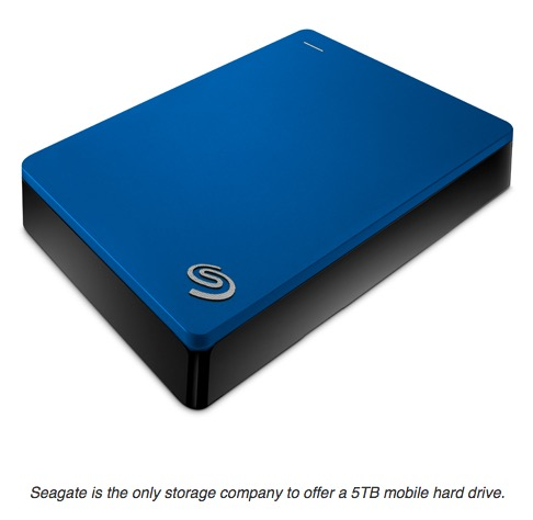 Ổ cứng di động HDD Seagate
