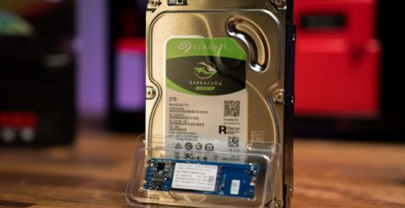 Ổ cứng Seagate